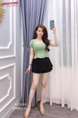 Áo thun nữ thời trang free size 48-58kg tùy chiều cao
