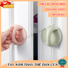 Tay nắm thay thế, Tay nắm dán cửa tủ, tay năm dán ngăn tủ, đồ dùng gia đình, đồ dùng tiện ích, miếng dính cửa tủ (TNT04) – Huy Tuấn