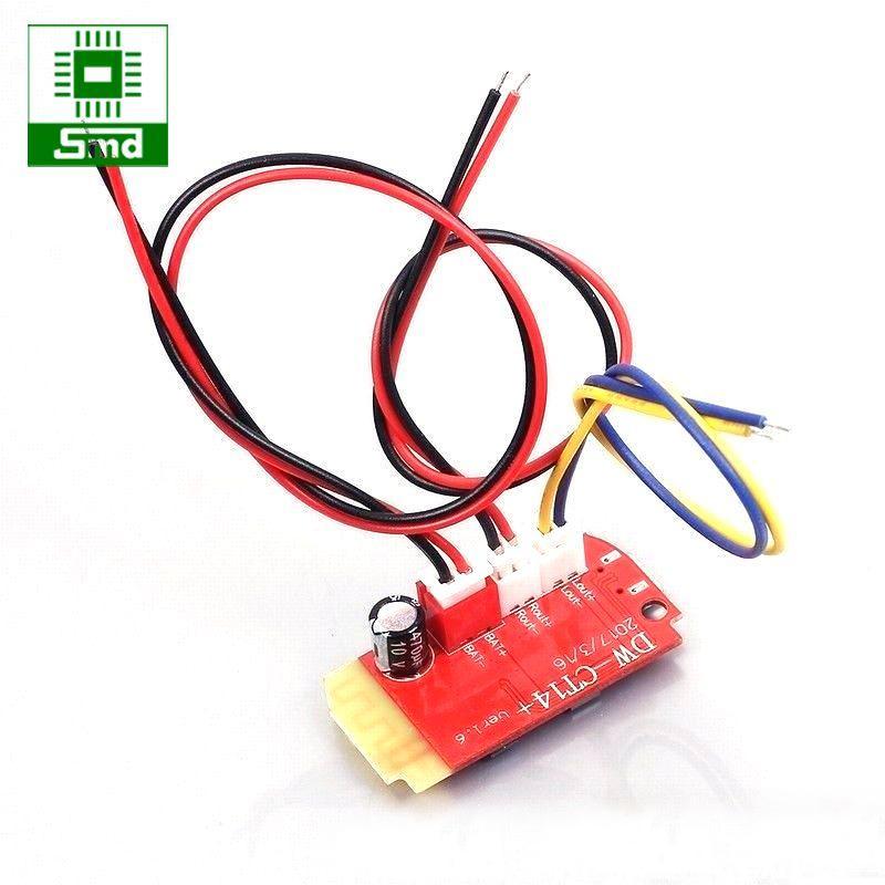 Mạch khuếch đại âm thanh class F 2x5W Bluetooth 4.2 micro USB 5V CT14+