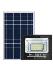 Đèn led pha năng lượng mặt trời 30W 60W 100W 200W