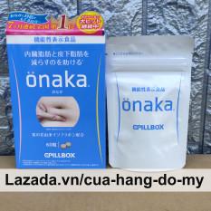 Viên Uống Hỗ Trợ Tan Mỡ Bụng Onaka Cpillbox túi 60 viên – giúp cải thiện vòng 2