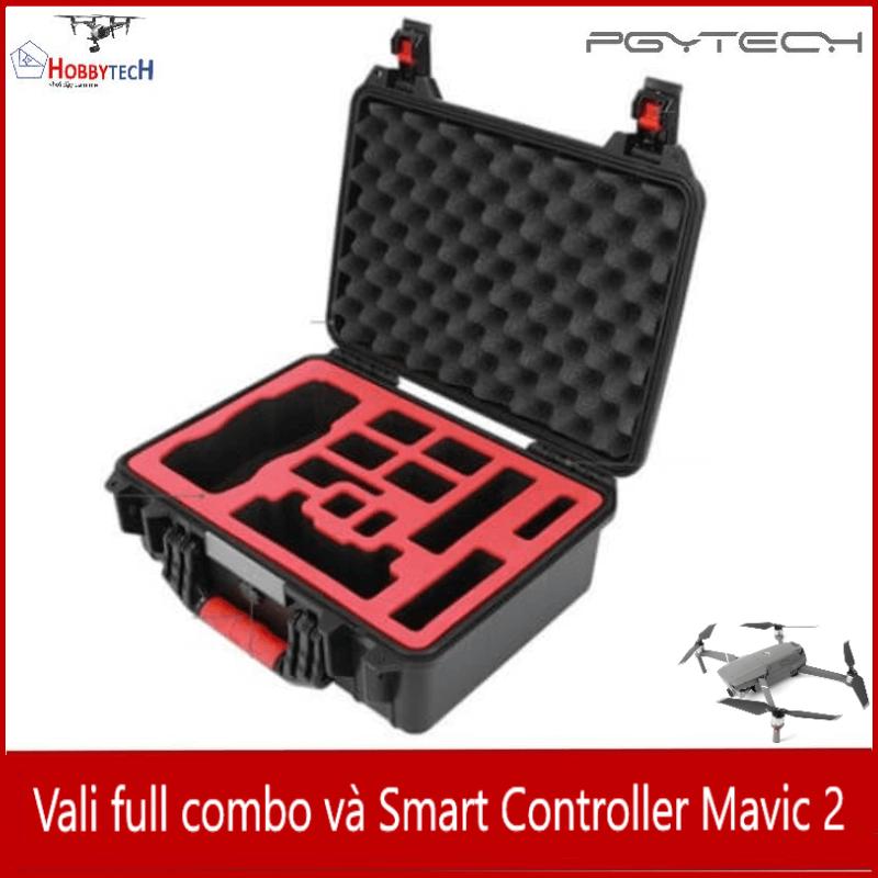 Vali Mavic 2 full combo và smart controller – chuyên dụng – PGYtech – cao cấp