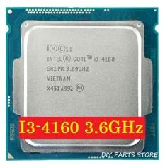 CPU Intel Core i3 4160 3.6 GHz