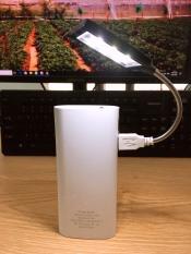 ĐÈN LED DẺO USB 6 BÓNG SIÊU SÁNG TÍCH HỢP CỔNG CẮM USB (giao mẫu ngẫu nhiên vuông hoặc tròn)