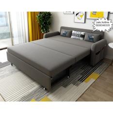 Giường Sofa Cao Cấp Gấp Gọn Thành Ghế Sofa Đa Năng – Sofa Giường Cao Cấp Công Nghệ Châu Âu 1m60 x 1m90