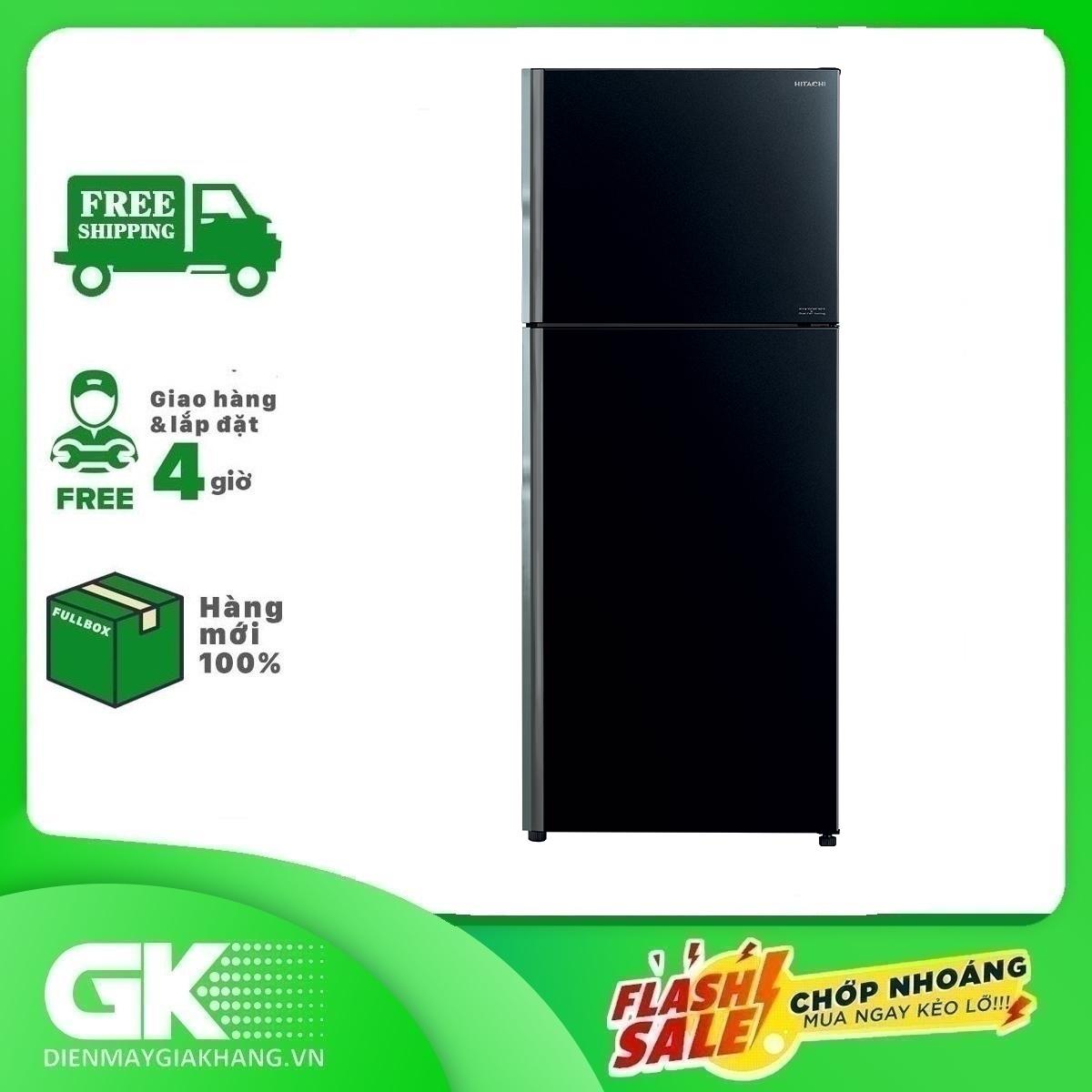 Tủ lạnh Hitachi Inverter 443 lít R-FVX510PGV9(GBK) 2020