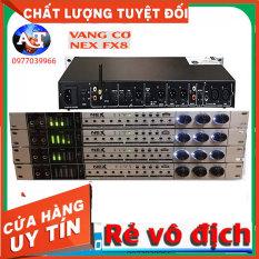 vang cơ NEX Acoustics FX8 – Cho echo cực mượt & Chống hú cực tốt – Có Cổng quang & Bluetooth