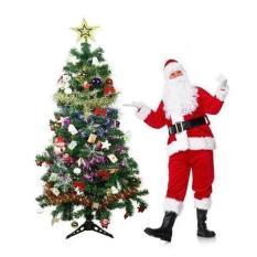 Cây Thông Noel cao 1.5m kèm hơn 100 phụ kiện