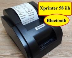 Máy in hóa đơn Xprinter K58 Bluetooth khổ 58mm Xprinter + Tặng giấy in