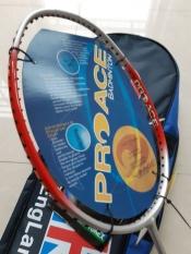 Vợt cầu lông Proace Stroke 316 Khung Carbon(Tặng 1 lần căng dây và quấn cán vợt)