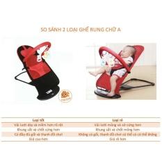 Ghế rung ghế nhún cho bé có đồ chơi, chất liệu và thiết kế thông minh, đảm bảo an toàn cho trẻ sử dụng