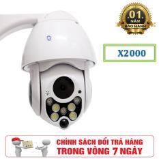 Camera giám sát ngoài trời Yoosee P05 X2000 Full 960 HD – Hỗ trợ hồng ngoại và 4 đèn LED