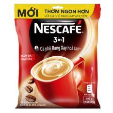 Bịch Nes Cafe Đỏ – Cà Phê Hòa Tan 3.1 ( 46 gói X 17g)