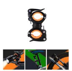 Giá Đỡ Đa Năng Gắn Đèn Pin/ Đèn Led Và Dụng Cụ Dành Cho Xe Đạp – Xoay 360 Độ