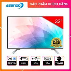 Tivi Led Asanzo 32 inch HD – Model 32AT120 (Đen) Tích hợp DVB-T2