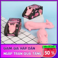 [SIÊU HOT] Lợn tâm trạng silicone đàn hồi ngộ nghĩnh, xả stress hay vui cười, Pink panther, Heo Hồng PEPPA PIG