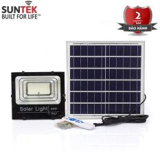 Đèn pha năng lượng mặt trời SUNTEK LED SOLAR 60W