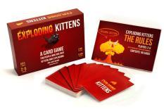 Bài Mèo nổ Exploding Kittens giá siêu rẻ