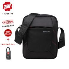 Tigernu Chống trộm Chống Nước túi đeo chéo nam Kèm Khóa Số Cao Cấp T-L5108