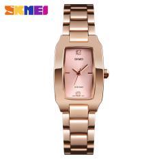 Đồng hồ nữ thể thao SKMEI 1400 dây thép cao cấp