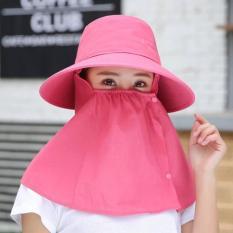 Mũ chống nắng kèm khẩu trang