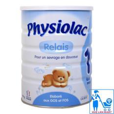 Sữa Bột Physiolac Relais 1 – Hộp 900g (Cho trẻ 0~6 tháng tuổi)
