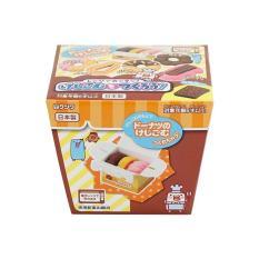 Bộ làm gôm/ tẩy Kutsuwa Eraser Donut
