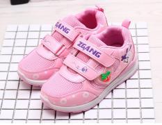 Giày thể thao bé gái