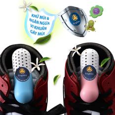 Hai viên khử mùi hôi giày và ngăn ngừa vi khuẩn gây ẩm mốc – buybox – BBPK64