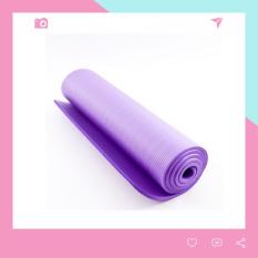 Thảm Tập Yoga Siêu Bền Loại Dày 10mm T10