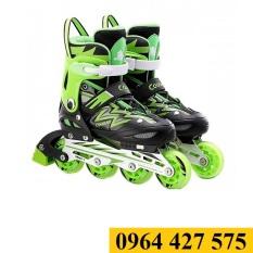 Giày Patin Trẻ Em CG 835L – Giày patin cho bé trai và gái, giày trượt patin cho bé tập chơi
