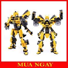 Đồ Chơi Lắp Ráp Transformers Robot Biến Hình Gudi 8711