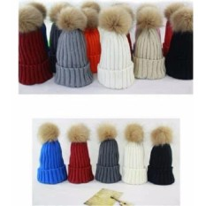 Mũ len nữ phong cách hàn quốc (mầu sắc giao ngẫu nhiên)
