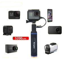 Tay cầm GoPro và Action Cam tích hợp Pin Kingma