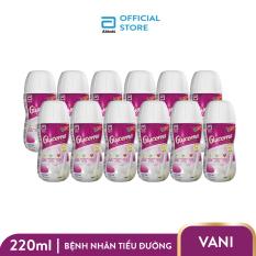 Thùng 30 chai sữa nước Glucerna 220ml