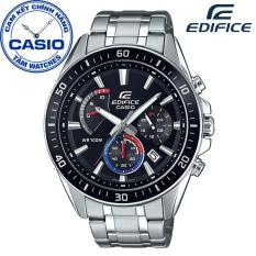 Đồng hồ nam dây thép không gỉ Casio Edifice Anh Khuê EFR-552D-1A3VUDF