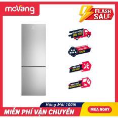 [TRẢ GÓP 0%] Tủ lạnh Electrolux Inverter 250 lít EBB2802H-A