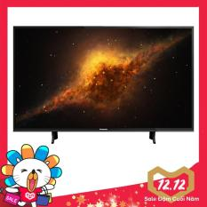 Smart Tivi Panasonic 43 inch Ultra HD 4K – Model 43FX600V (Đen) (NEW 2018)