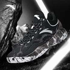 Giày bóng rổ nam Anta 812031605, công nghệ đêm A-SHOCK