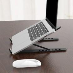 (FREESHIP) Giá đỡ laptop gấp gọn thông minh hình chữ X được làm bắng nhựa PP cao cấp nặng chịu lực cực tốt – Giá Đỡ Laptop 2 Thanh Chữ X (Nhựa PP ) – Bàn laptop giúp tản nhiệt gấp gọn thông minh