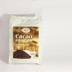 Bột cacao nguyên chất ACF 500g