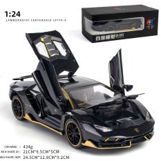 [Nhập ELJAN11 giảm 10%, tối đa 200k, đơn từ 99k]Mô Hình Siêu Xe Lamborghini LP770 1:24 Hãng CheZhi Chất Liệu Hợp Kim
