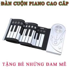 Đàn Piano Konix 49 phím cuộn mềm dẻo Flexible MD88P âm sắc rõ ràng, vang tốt, trọng lượng nhẹ và dễ sử dụng ( BẢO HÀNH 1 ĐỔI 1 TOÀN QUỐC)
