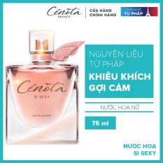 Nước hoa dành cho nữ Cénota SI SEXY 75ml