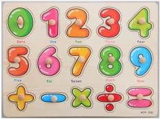 Đồ chơi cho bé,Bảng Ghép Hình Núm gỗ 20x30cm , Đồ chơi gỗ, đồ chơi trí tuệ – Nhiều Mẫu- giao ngẫu nhiên