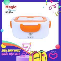 Hộp cơm hâm nóng Magic Korea A03 (Cam)