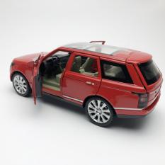 Xe mô hình tĩnh Land Rover tỉ lệ 1:24 chất liệu hợp kim chắc chắn hãng sản xuất xlg, dùng để trang trí nội thất hoặc làm quà tặng sinh nhật, noel
