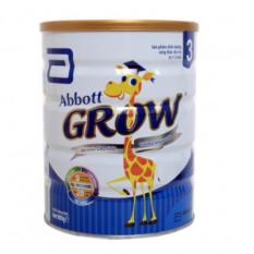 Sữa Bột Abbott Grow 3 Hương Vani 900g (1 – 2 Tuổi) – Abbott