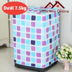[HCM] Tấm phủ bọc máy giặt vải PEVA + Fannel – Dưới 7,5kg