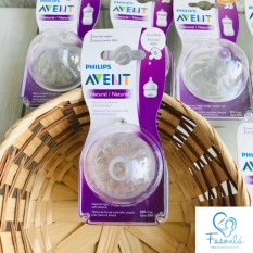 Set 2 Núm Ti Philips Avent Natural ( Đủ Size)
